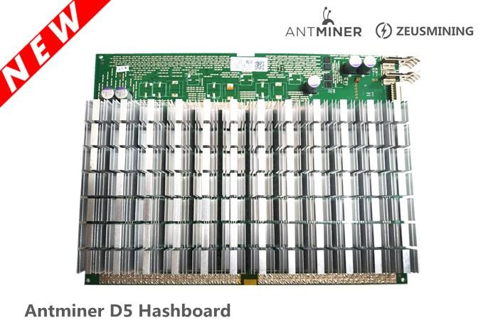 tablero hash para Antminer D5