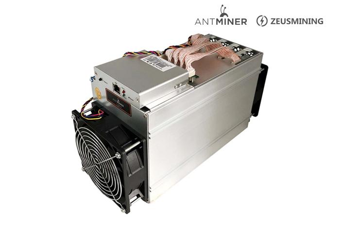 antminer L3 + consumo de energía
