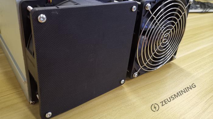 Filtro de polvo de ventilador de caja de 120 mm