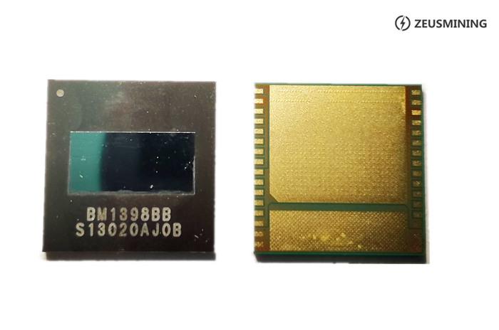 antminer S19 S19Pro BM1398BB chip