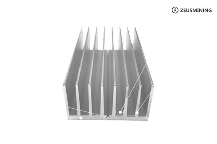 radiador de tablero hash