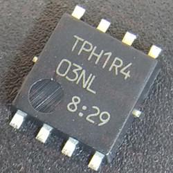 Tablero hash MOS TPH1R503NL