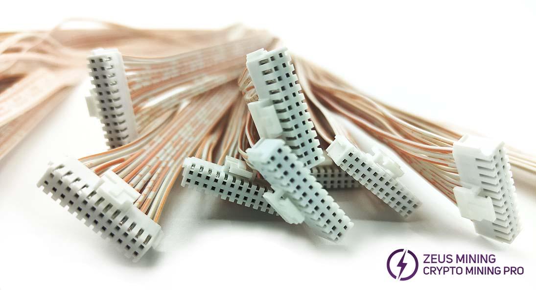 Cable 2 * 12 para tablero hash