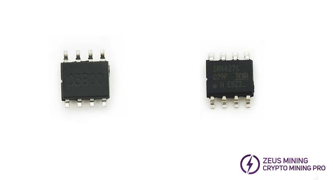 circuito ir4427s