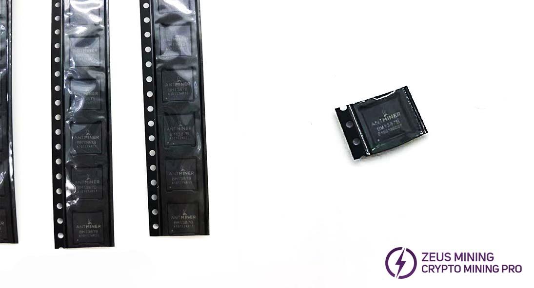 Chip BM1387B para S9k
