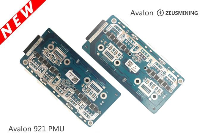 Avalon 921 PMU