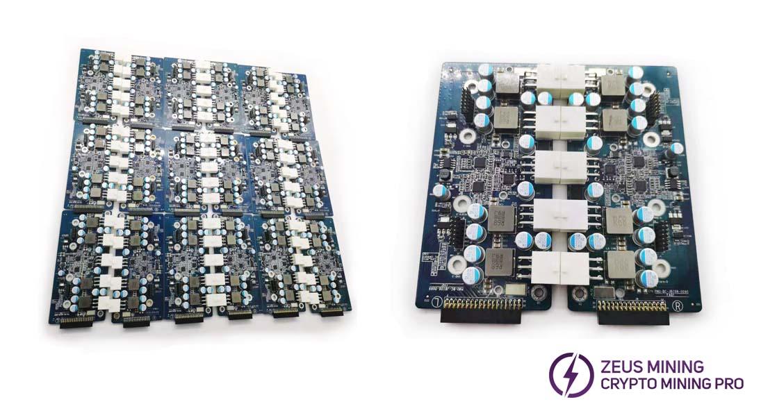 Unidad de módulo de potencia de Avalon 921