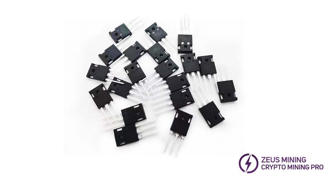 0sg65r099hz potencia de conmutación