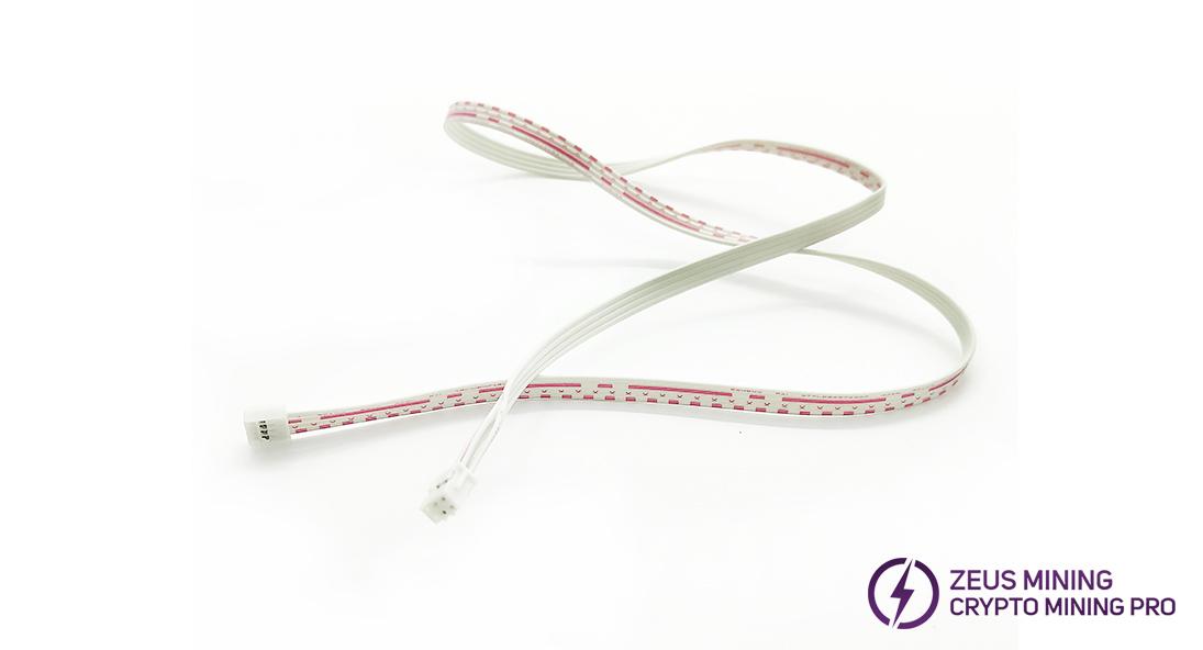 Reemplazo de cable de regulación de voltaje de 60 cm