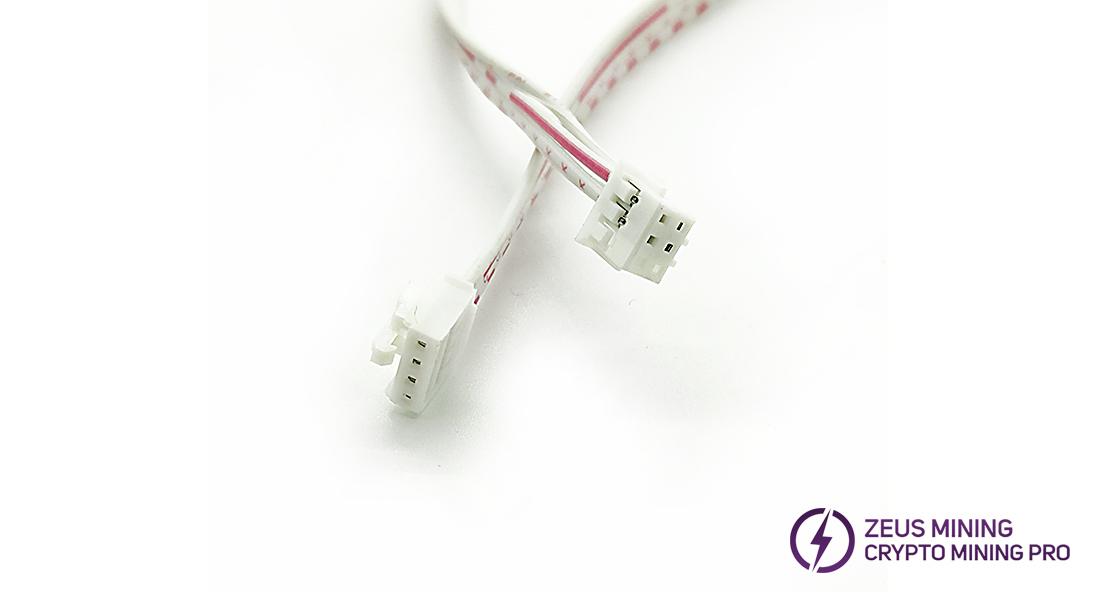Reemplazo del cable de regulación de voltaje de 4 pines