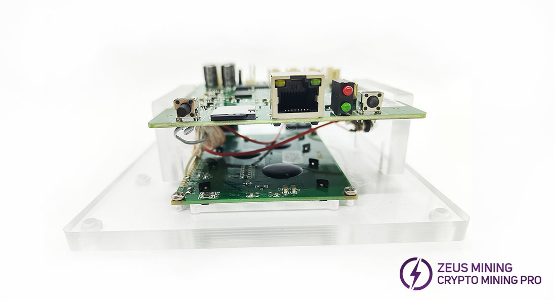 Accesorio de prueba T9 T9 + Antmier