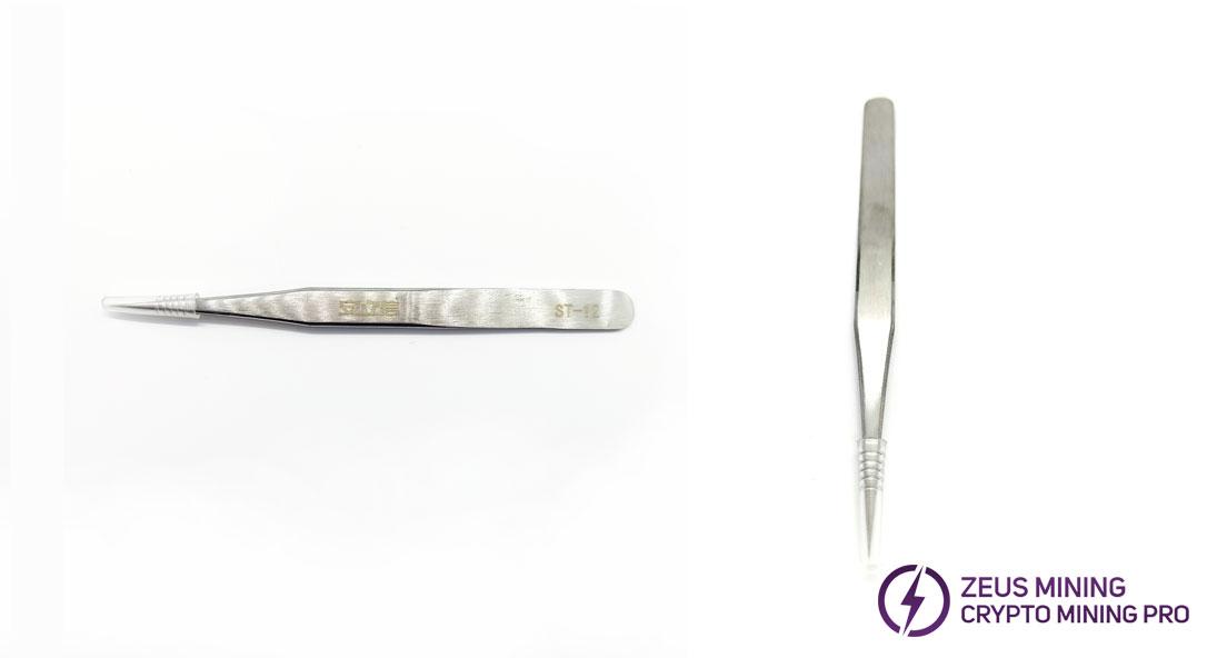 herramienta de reparación Pinzas ST 12