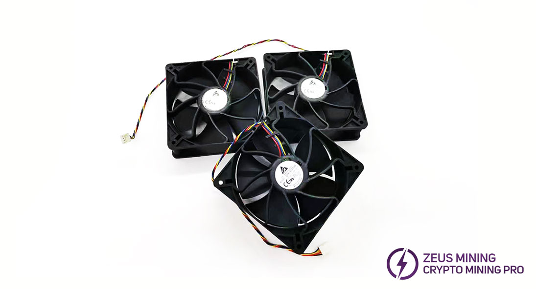 Dimensiones del ventilador de 12 cm