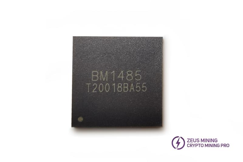 Reemplazo del chip BM1485