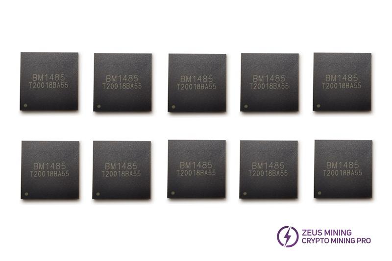 Antminer L3 + chip BM1485