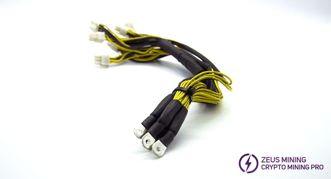 Cable de PSU de Antminer