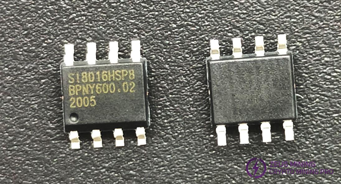 Original spot SI8016HSP8 PFC