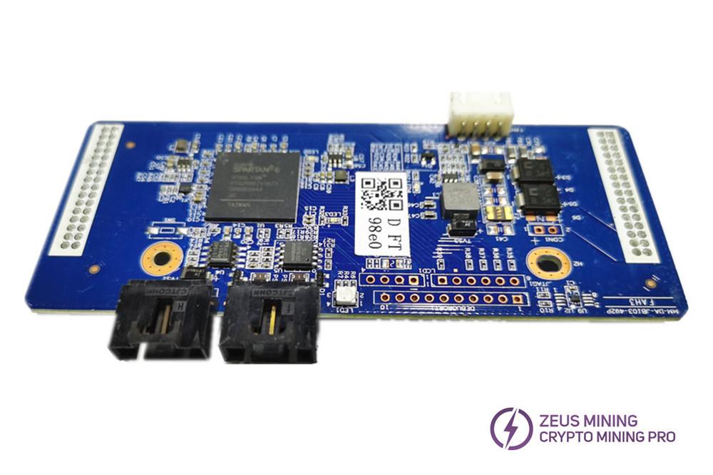 panel de control para Avalon A841