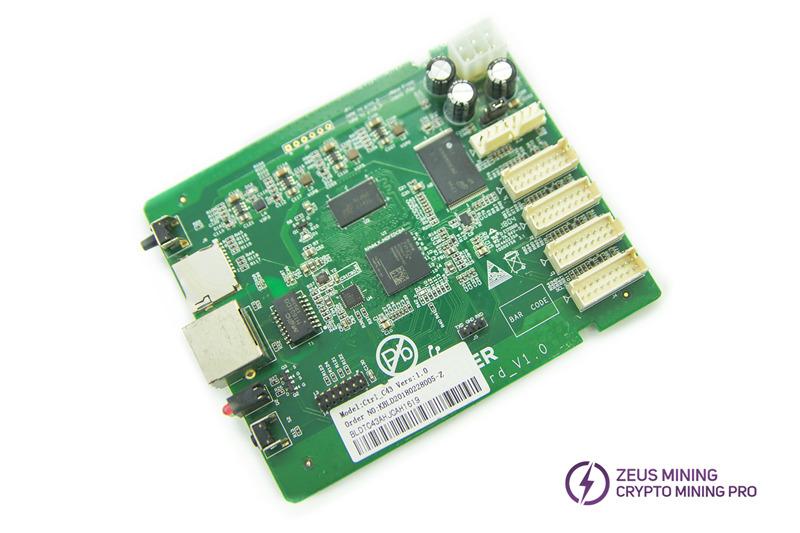 Tablero de control Antminer para Z9 mini