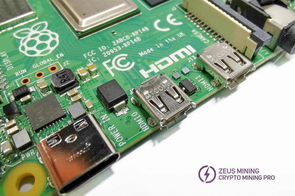 especificaciones raspberry pi 4b