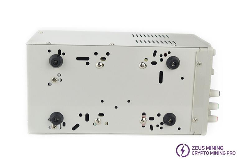 circuito de alimentación de cc ajustable