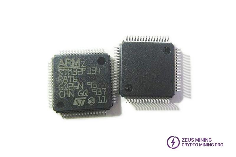 STM32F334 R8T6
