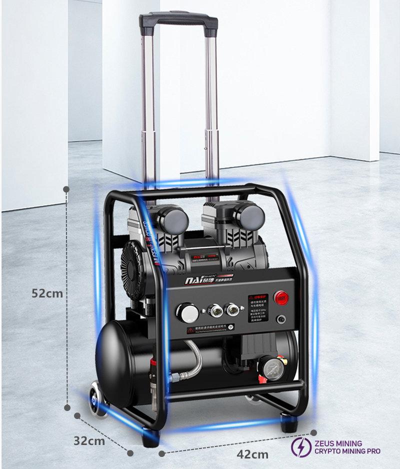 Compresor de aire 220V
