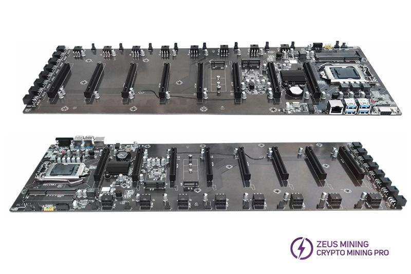 Placa base de minero GPU a la venta