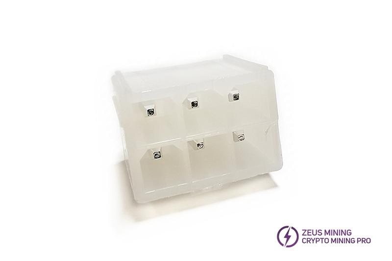 Toma de corriente de tablero de control de clavija recta de alta calidad