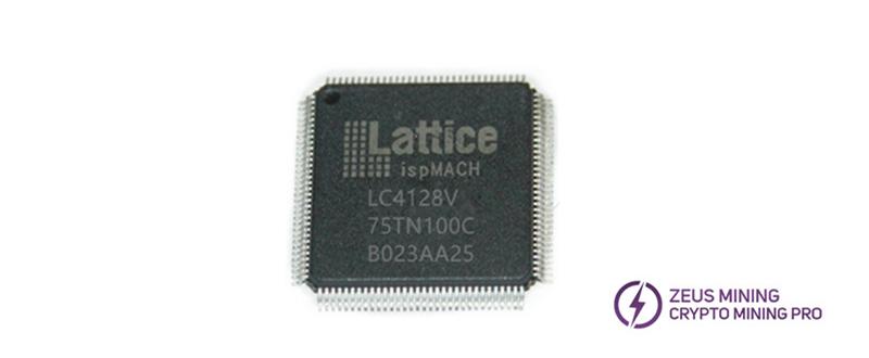LC4128V-75TN100C