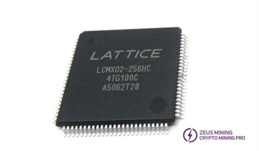 LCMXO2-256HC-4TG100C