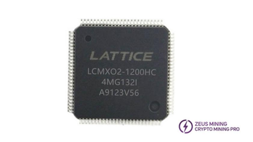 LCMXO2-1200HC-4MG132I