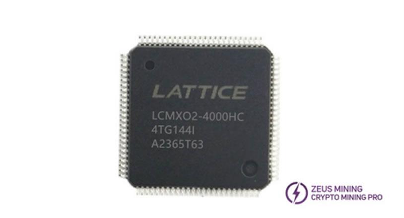 LCMXO2-4000HC-4TG144I