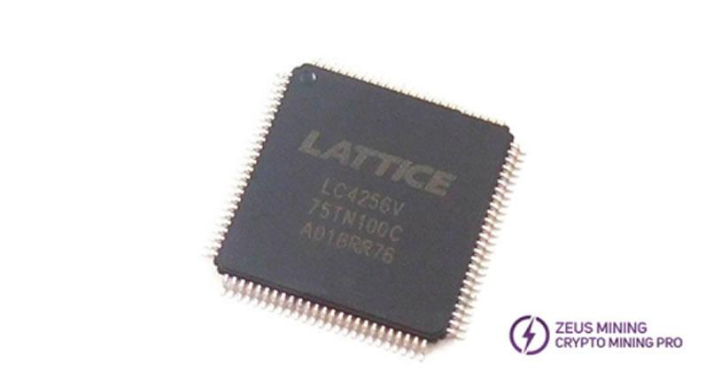 LC4256V-75TN100C