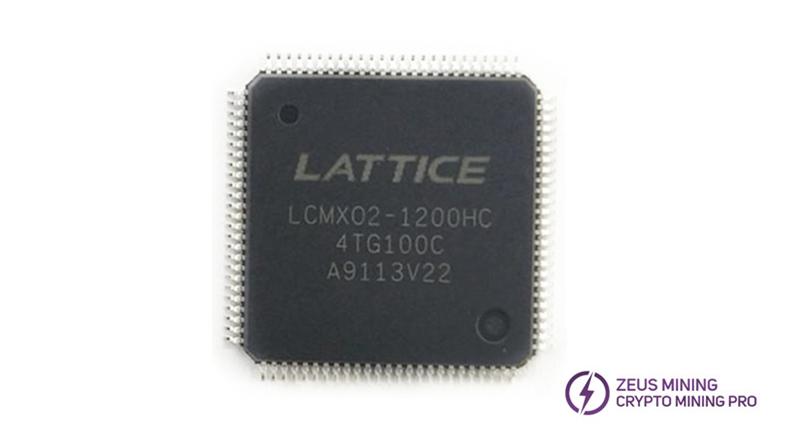 LCMXO2-1200HC-4TG100C